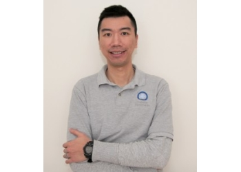 Stouffville physical therapist Richard Kung, PT