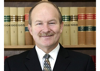 Belleville estate planning lawyer Richard L. Wright, B.A., LL.B Barrister, Solicitor, & Notary Public
