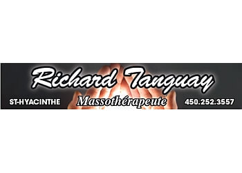 Richard Tanguay Massothérapeute