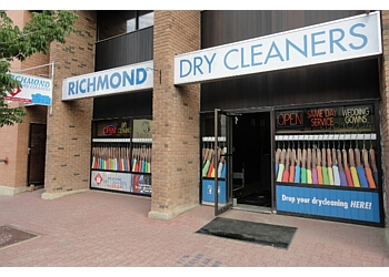 Grande Prairie dry cleaner Richmond Dry Cleaners