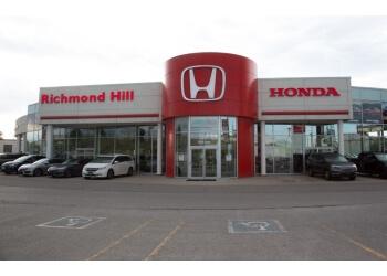 Richmond Hill car dealership Richmond Hill Honda