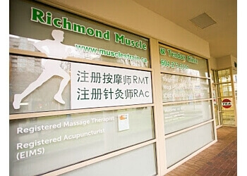 Richmond acupuncture Richmond Muscle & Tendon Clinic