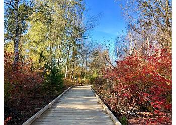 Richmond hiking trail Richmond Nature Park