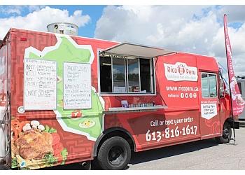 Ottawa food truck Rico Peru Food Truck