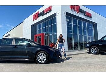 Winnipeg used car dealership Ride Time