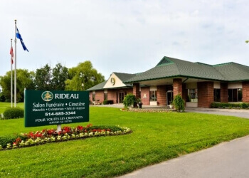 Dollard des Ormeaux funeral home Rideau Memorial Gardens & Funeral Home