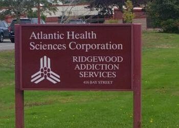Saint John addiction treatment center Ridgewood Addiction Services