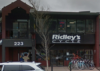 Calgary bicycle shop Ridley's Cycle