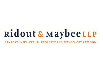 Toronto intellectual property lawyer Ridout & Maybee LLP