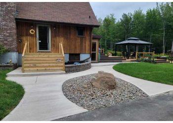 Moncton landscaping company Rietzel Landscaping Ltd.