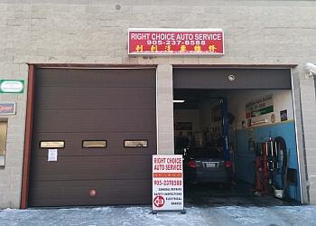 Richmond Hill car repair shop Right Choice Auto Service