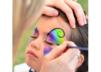 Ajax face painting Right Choice Children's Entertainment