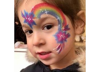 Markham face painting Right Choice Children's Entertainment