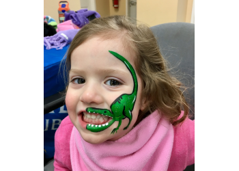 Pickering face painting Right Choice Children's Entertainment