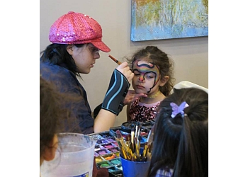 Stouffville face painting Right Choice Children's Entertainment