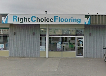 Prince George flooring company Right Choice Flooring