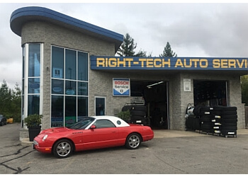 Mississauga car repair shop Right-Tech Auto Repair & Service