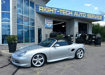Mississauga car repair shop Right-Tech Auto Repair and Service