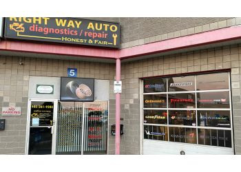 Hamilton car repair shop Right Way Auto Repair