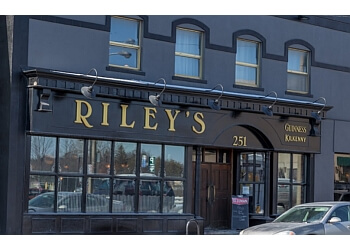 Peterborough sports bar Riley's Pub