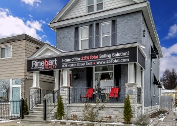 London real estate agent Rinehart Realty