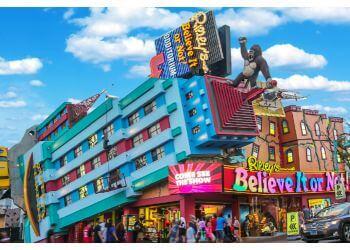 Niagara Falls landmark Ripley's Believe It Or Not!