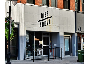 St Catharines vegetarian restaurant Rise Above