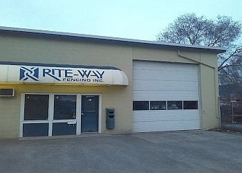 Kamloops fencing contractor Rite-Way Fencing Inc.