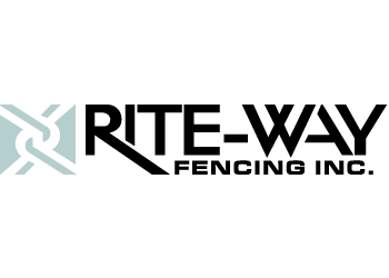 Red Deer fencing contractor Rite-Way Fencing Inc.