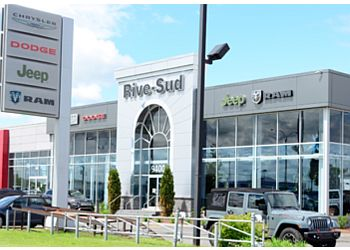Brossard car dealership Rive Sud Chrysler Dodge Inc.