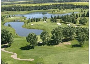 Red Deer golf course River Bend Golf & Recreation