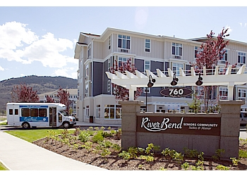 Kamloops retirement home RiverBend Seniors Community