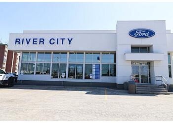 Winnipeg car dealership River City Ford