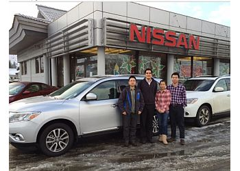 Kamloops car dealership River City Nissan