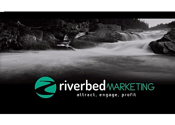 Maple Ridge advertising agency Riverbed Marketing