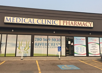 St Albert urgent care clinic Rivercrest Medical Clinic