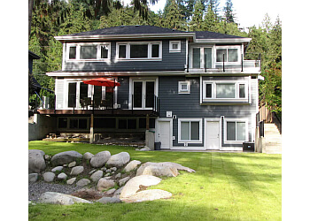 North Vancouver bed and breakfast Riverfront Bed and Breakfast