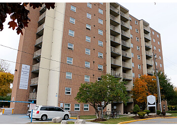 Windsor apartments for rent Rivershore Tower