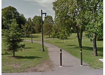Belleville public park Riverside Park