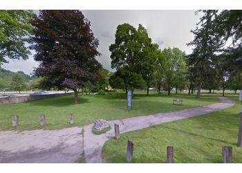 Cambridge public park Riverside Park