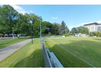 Kamloops public park Riverside Park