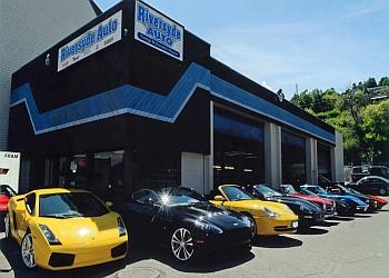 Kamloops car repair shop Riversyde Motors INC.