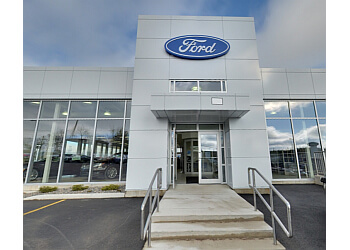 Fredericton car dealership Riverview Ford Lincoln