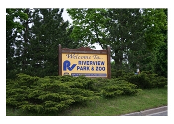 Riverview Park & Zoo Peterborough Places To See