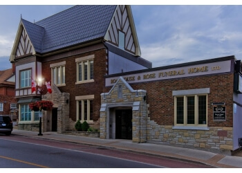 Newmarket funeral home Roadhouse & Rose Funeral Home