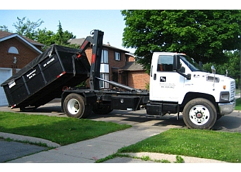 Mississauga junk removal Roadrunner Bins Inc.