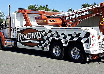 Delta towing service Roadway Towing & Recovery