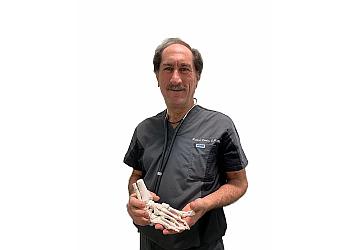 Whitby podiatrist Robert Chelin, DPM, FAAAFAS, DAAPM, FFPM RCPSG