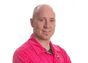 Saint John physical therapist Robert Landers, B.Sc PT, BPE