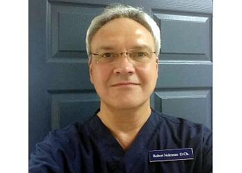 Hamilton chiropodist Robert Nekrasas, D.Ch - Upper James Foot Clinic